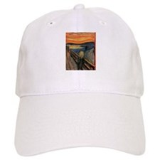 The Scream Skrik Baseball Cap