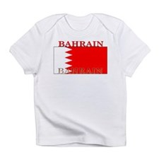 Bahrain Bahraini Flag Infant T-Shirt