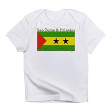 Sao Tome & Principe Infant T-Shirt