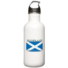 Scotland Scottish Flag Water Bottle