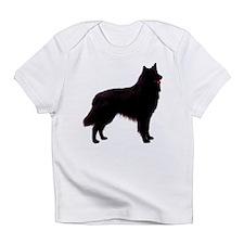Black Belgian Shepherd Infant T-Shirt
