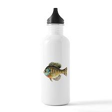 Bluegill Bream Fishing Water Bottle