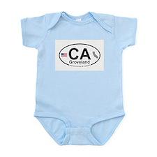 Groveland Infant Bodysuit