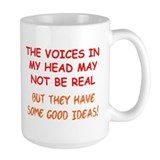 Voices in my Head Mug