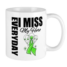 Every Day I Miss Hero Small Mug