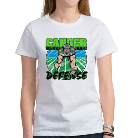 Break Defense Lymphoma Women's T-Shirt