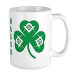 Irish Mason Large Mug