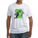 Boy-Cancer Sucks Lymphoma  Shirt