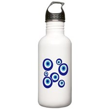 Mod Evil Eyes Water Bottle