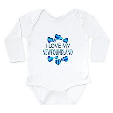 Newfoundland Baby Suit
