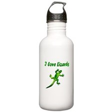 Lizard Water Bottle