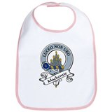 MacKenzie Clan Badges Bib