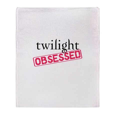 Twilight Obsessed Stadium Blanket