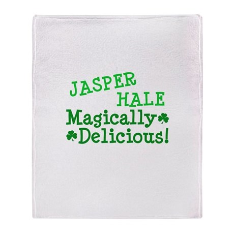 Jasper Magically Delicious Throw Blanket