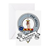 MacIntyre Clan Badge Greeting Cards (Pk of 10)