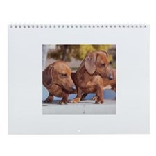 Unique Dogs Wall Calendar
