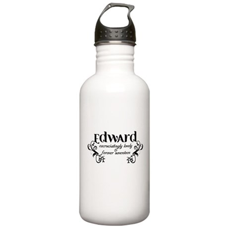 Twilight Edward Lovely Stainless Water Bottle 1.0L