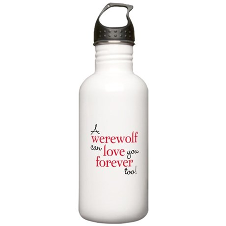 Werewolf Love Twilight Stainless Water Bottle 1.0L