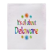 Delaware Throw Blanket