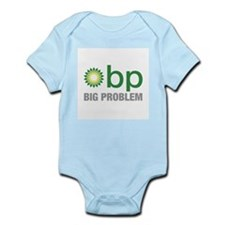 BP Oil Spill New 2 Infant Bodysuit