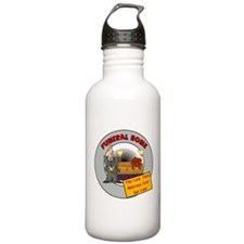 Retirement Funeral Home Water Bottle
