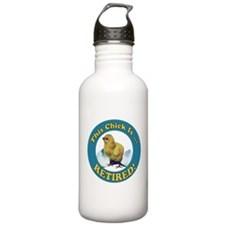 Retired Chick Water Bottle