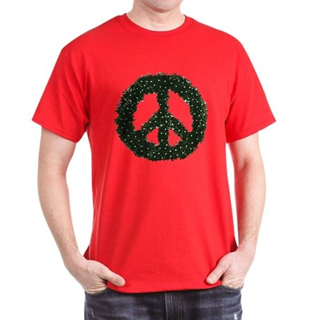Peace Wreath T-Shirt