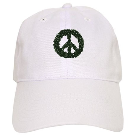 Peace Wreath Cap