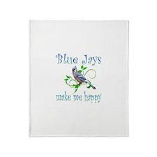 Blue Jays Throw Blanket