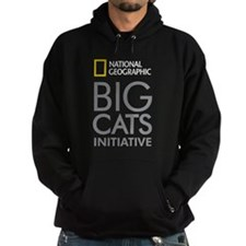 Big Cats Initiative Hoodie (dark)
