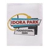 Idora SIGN #1 Throw Blanket