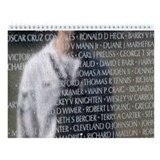 VIETNAM MEMORIAL Wall Calendar