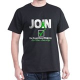 Be a Hero Join Registry T-Shirt