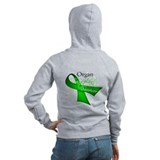 Organ Transplant Survivor Zip Hoody