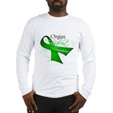 Organ Transplant Survivor Long Sleeve T-Shirt