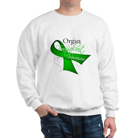 Organ Transplant Survivor Sweatshirt