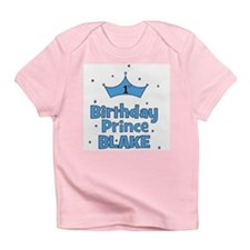 CUSTOM - 1st Birthday Prince! Infant T-Shirt