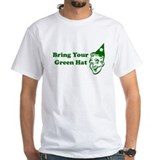 Bring Your Green Hat Shirt