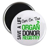 Be an Organ Donor Magnet