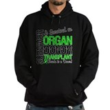 I Survived Organ Transplant Hoody