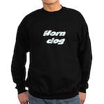 Horn Dog Sweatshirt (dark)