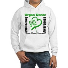 Awareness Organ Donor Hoodie