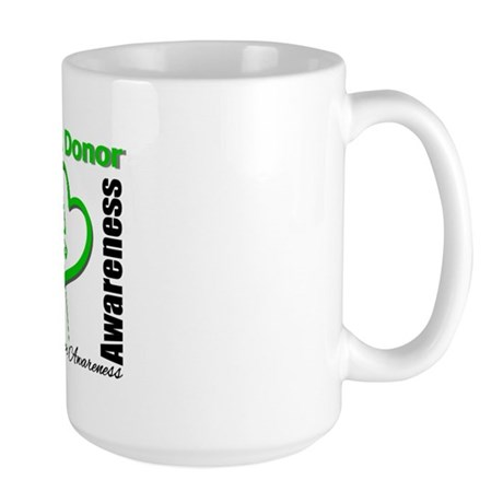 Awareness Organ Donor Large Mug