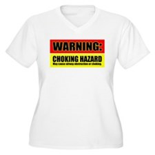 BJJ Choking Hazard T-Shirt