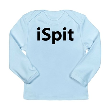 iSpit Long Sleeve Infant T-Shirt