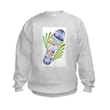 Tap Shoe Sweatshirt