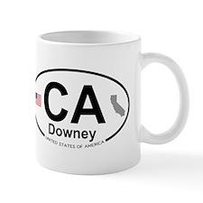 Downey Mug