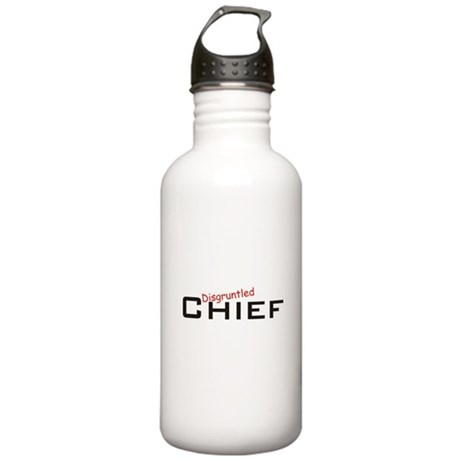Disgruntled Chief Stainless Water Bottle 1.0L