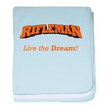 Rifleman - LTD baby blanket