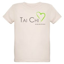 """Tai Chi Heart 2"" T-Shirt"